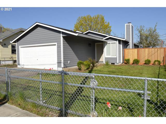 1208 NE 81ST Ave, Portland, OR 97213 (MLS #21019028) :: Next Home Realty Connection