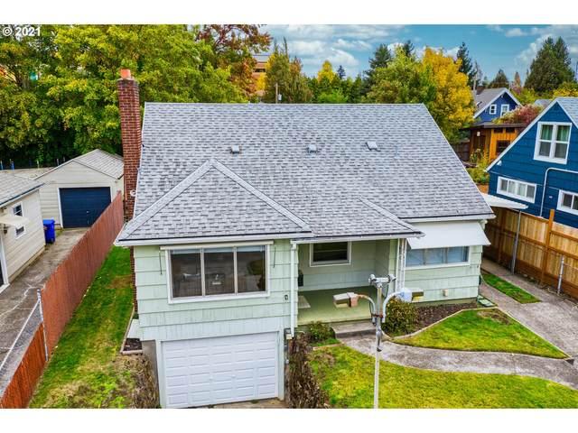 5103 NE Everett St, Portland, OR 97213 (MLS #21019151) :: Brantley Christianson Real Estate