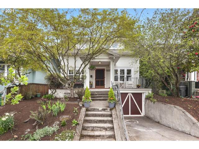 3433 NE 59TH Ave, Portland, OR 97213 (MLS #21019209) :: The Pacific Group