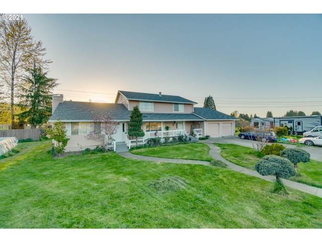 17175 SE Sager Rd, Happy Valley, OR 97086 (MLS #21019256) :: Fox Real Estate Group