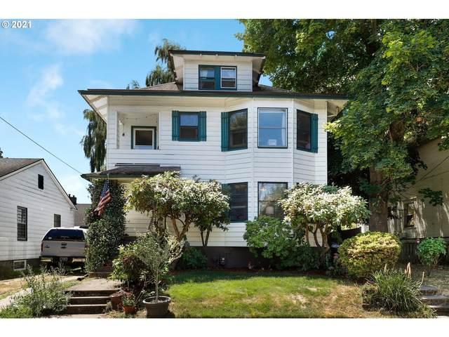 3753 N Overlook Blvd, Portland, OR 97227 (MLS #21019280) :: Cano Real Estate