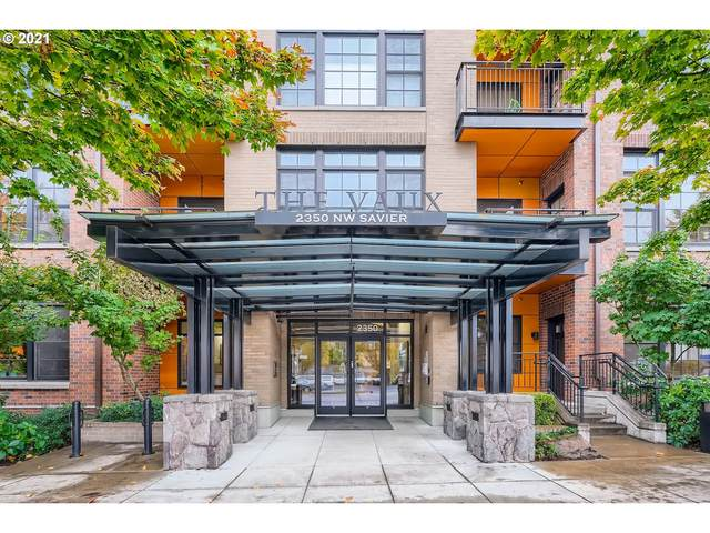 2350 NW Savier St B118, Portland, OR 97210 (MLS #21019494) :: Next Home Realty Connection