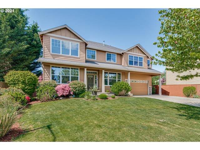 301 Thistle Ct, Woodland, WA 98674 (MLS #21019539) :: Duncan Real Estate Group