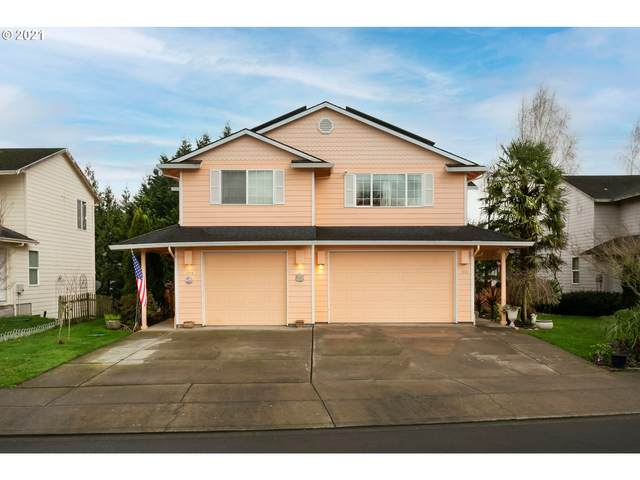 1912 SE 11TH Ave, Camas, WA 98607 (MLS #21019561) :: Townsend Jarvis Group Real Estate