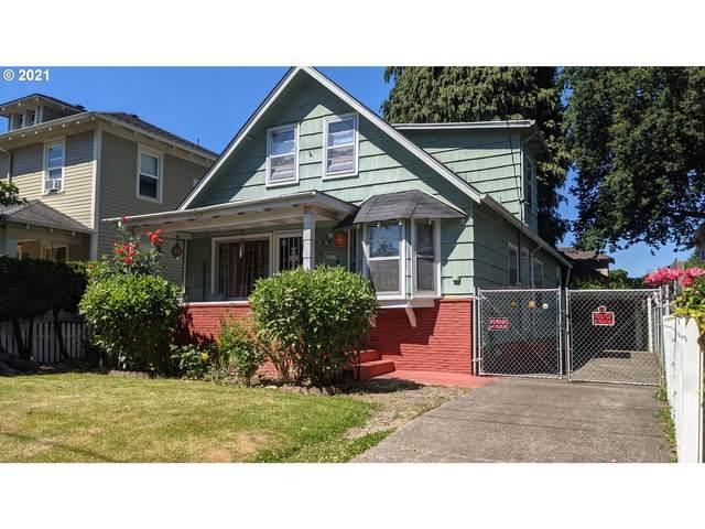 3839 SE 42ND Ave, Portland, OR 97206 (MLS #21019773) :: Holdhusen Real Estate Group