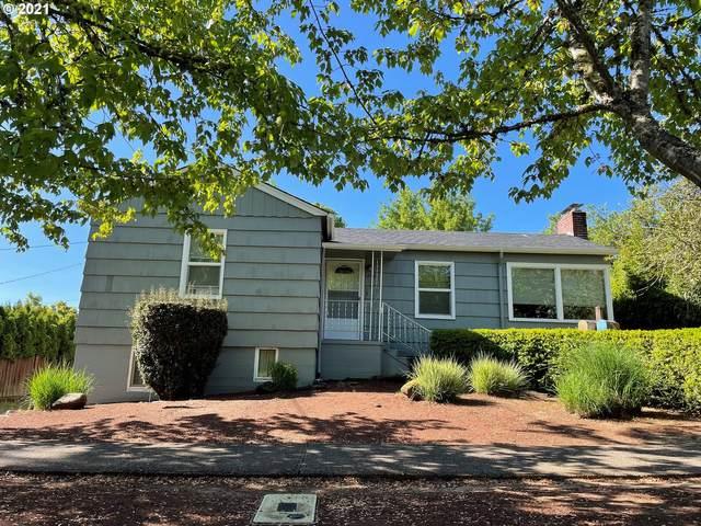 1242 E 23RD Ave, Eugene, OR 97403 (MLS #21019857) :: Song Real Estate