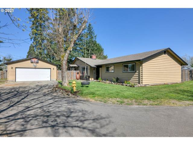 1284 NE Lilac Ct, Hillsboro, OR 97124 (MLS #21020187) :: Next Home Realty Connection