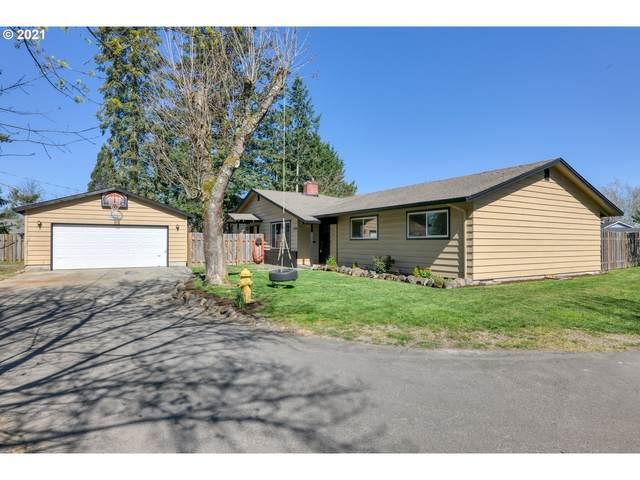 1284 NE Lilac Ct, Hillsboro, OR 97124 (MLS #21020187) :: Premiere Property Group LLC