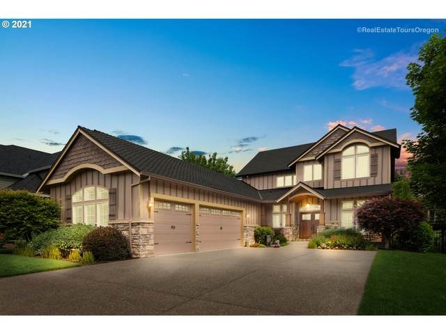 11327 SE Quail Run Dr, Happy Valley, OR 97086 (MLS #21020266) :: Fox Real Estate Group