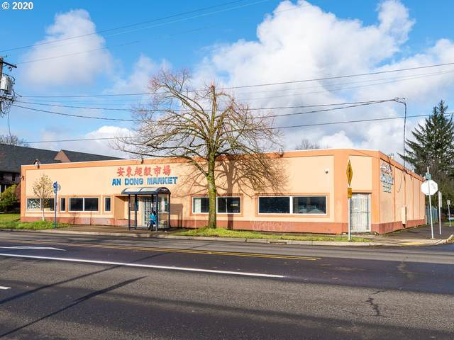 5441 SE Powell Blvd, Portland, OR 97206 (MLS #21020328) :: Stellar Realty Northwest
