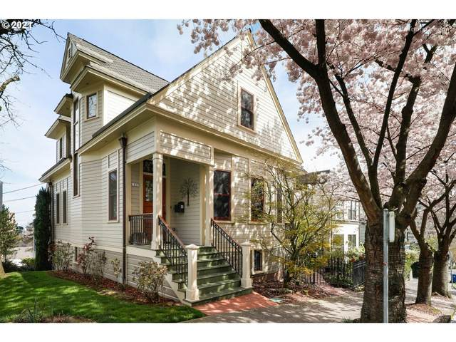 1839 SW Market St, Portland, OR 97201 (MLS #21020450) :: Coho Realty
