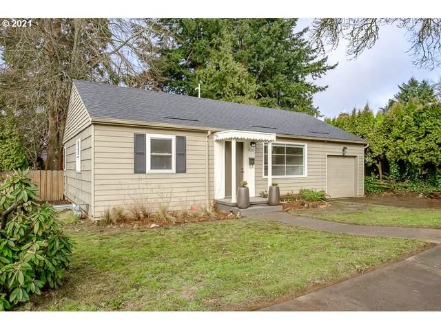 7741 SE 45TH Ave, Portland, OR 97206 (MLS #21020715) :: Premiere Property Group LLC