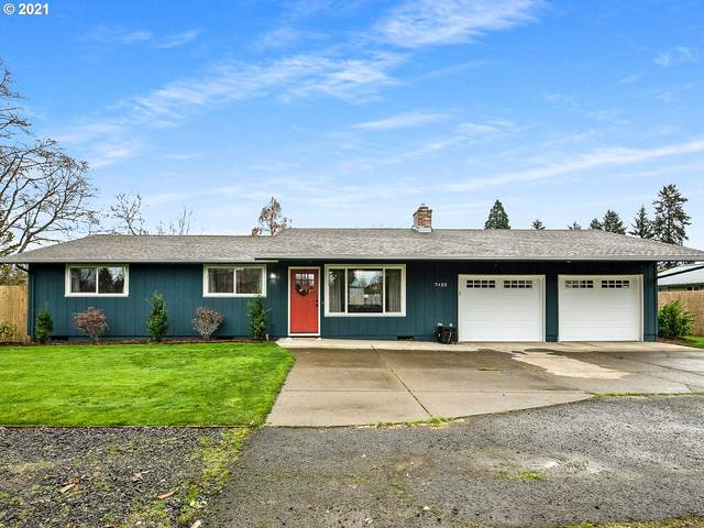 7485 SE Thiessen Rd, Milwaukie, OR 97267 (MLS #21020850) :: Lux Properties