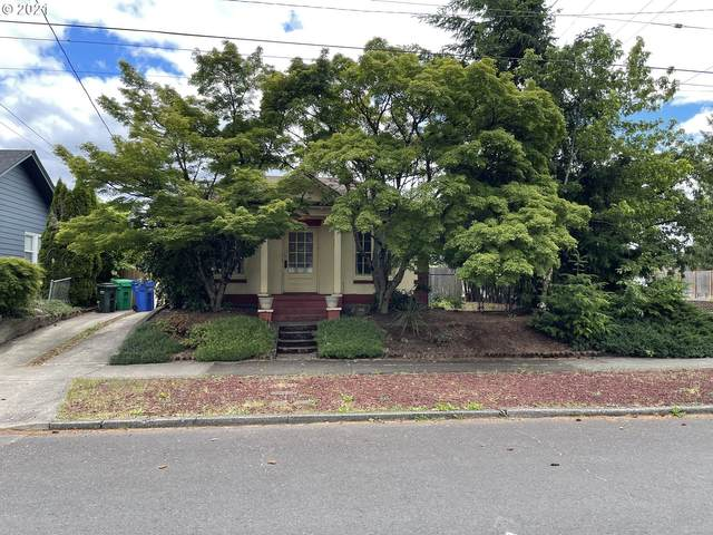 3506 NE 78TH Ave, Portland, OR 97213 (MLS #21021023) :: The Liu Group