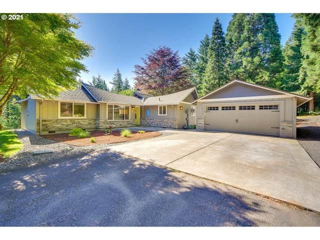 19270 SE Jacoby Rd, Sandy, OR 97055 (MLS #21021340) :: McKillion Real Estate Group