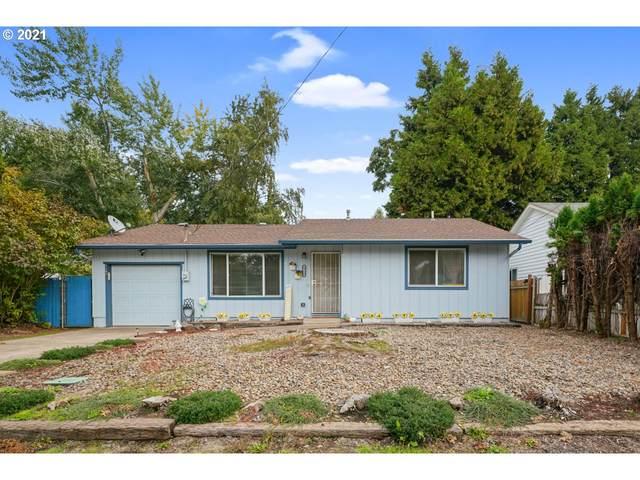 4380 Gary St NE, Keizer, OR 97303 (MLS #21021344) :: Brantley Christianson Real Estate