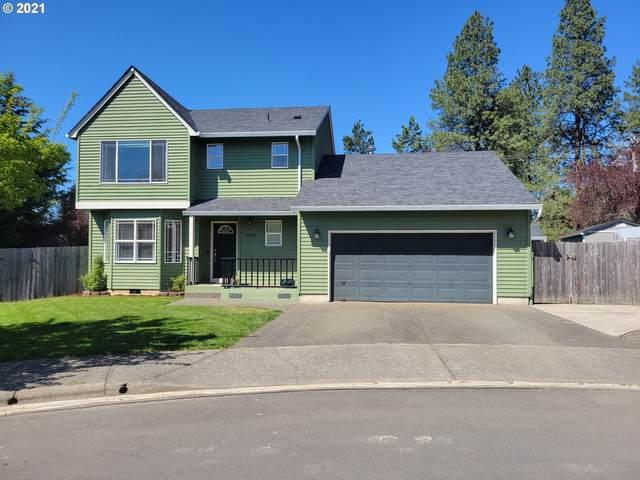 15981 SW Hawk Ct, Sherwood, OR 97140 (MLS #21021573) :: McKillion Real Estate Group
