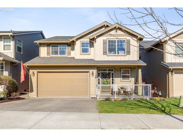 3640 NE Sitka Dr, Camas, WA 98607 (MLS #21021585) :: Fox Real Estate Group