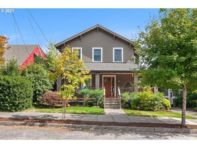 522 SE 70TH Ave, Portland, OR 97215 (MLS #21021714) :: Premiere Property Group LLC