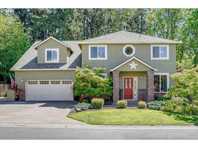 5232 SE Coot Way, Hillsboro, OR 97123 (MLS #21021877) :: Fox Real Estate Group