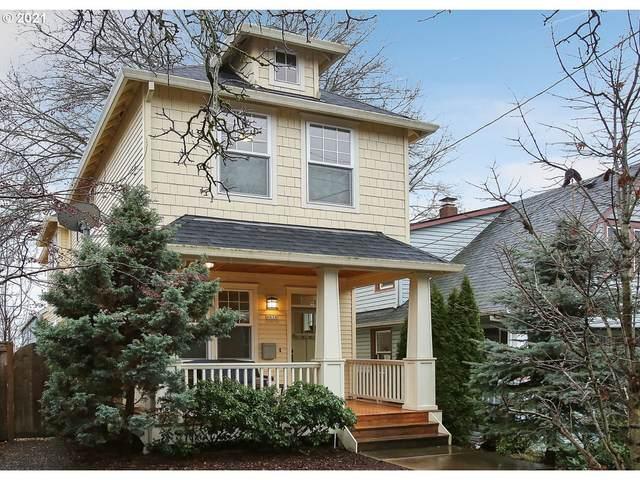 4026 SE Bybee Blvd, Portland, OR 97202 (MLS #21021963) :: Fox Real Estate Group