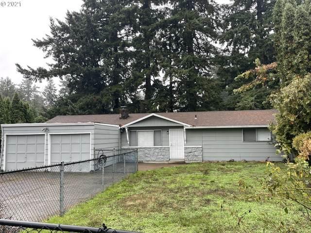13221 SE Brooklyn Ct, Portland, OR 97236 (MLS #21022023) :: Stellar Realty Northwest