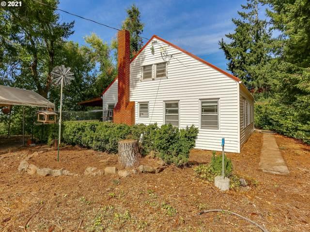 33025 NE Old Parrett Mountain Rd, Newberg, OR 97132 (MLS #21022313) :: Tim Shannon Realty, Inc.