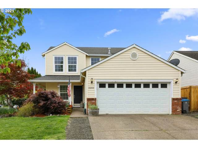 2250 SW Creekside Ln, Mcminnville, OR 97128 (MLS #21022331) :: RE/MAX Integrity