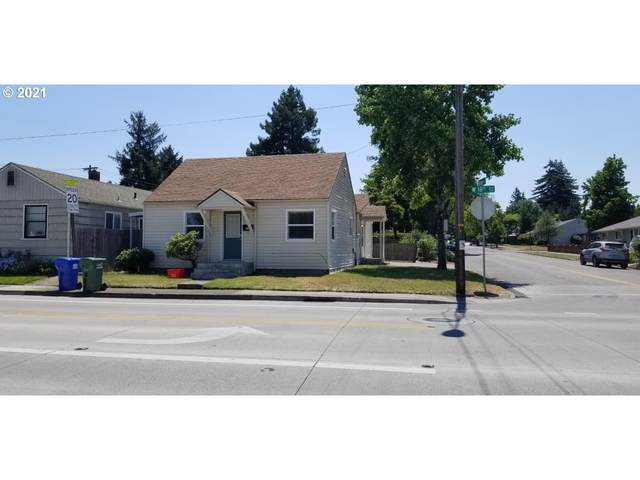 850 W 18TH Ave, Eugene, OR 97402 (MLS #21022357) :: Change Realty