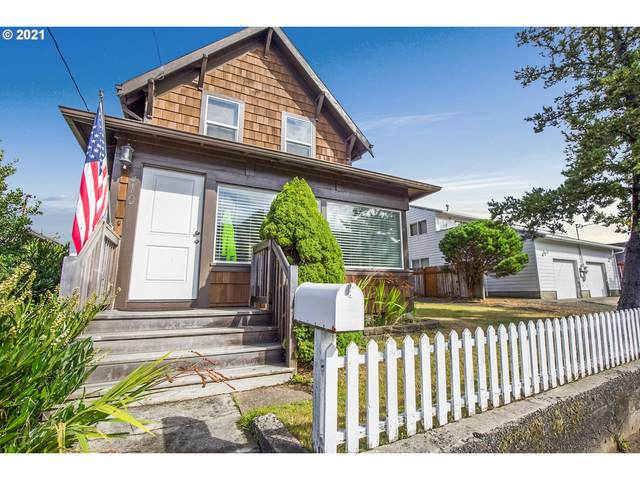 910 1st Ave, Seaside, OR 97138 (MLS #21022394) :: Song Real Estate