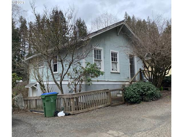 146 NE 6TH St, Toledo, OR 97391 (MLS #21022540) :: Song Real Estate