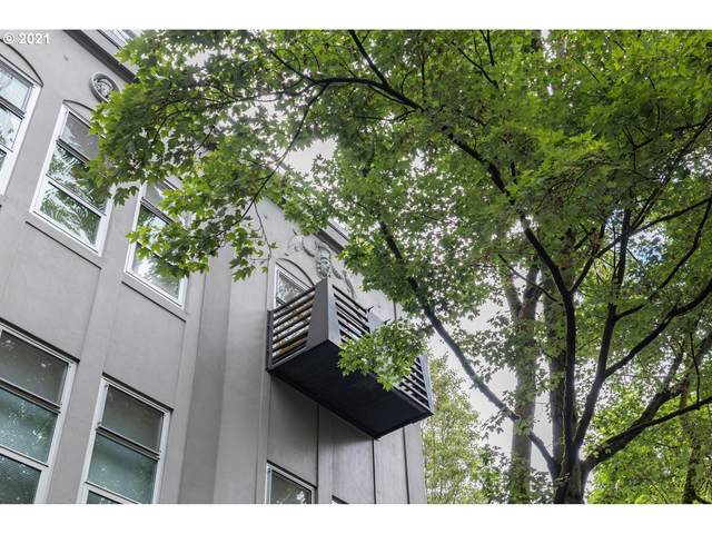 725 NW Flanders St #308, Portland, OR 97209 (MLS #21022753) :: The Liu Group