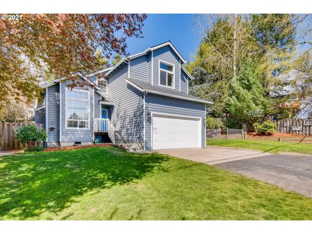 1921 SW Primrose St, Portland, OR 97219 (MLS #21023054) :: Tim Shannon Realty, Inc.
