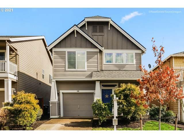 306 N Royal Oak St, Newberg, OR 97132 (MLS #21023125) :: Brantley Christianson Real Estate