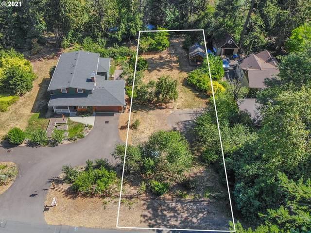 3835 SE Aldercrest Rd, Milwaukie, OR 97222 (MLS #21023268) :: Holdhusen Real Estate Group