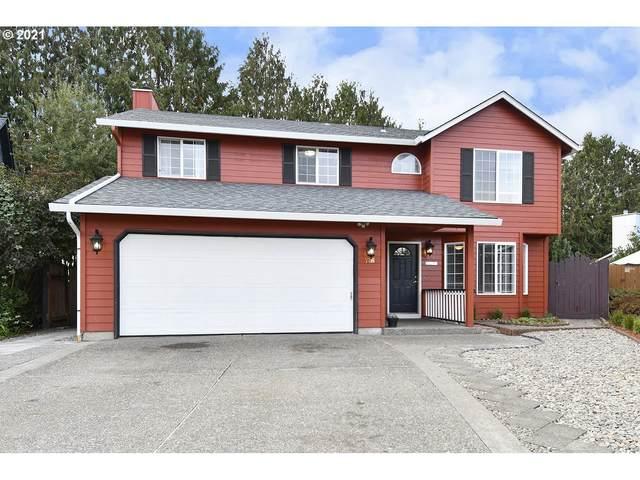 7716 NE 109TH Ct, Vancouver, WA 98662 (MLS #21023398) :: Real Tour Property Group