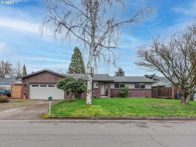2491 16TH St, Springfield, OR 97477 (MLS #21023937) :: Fox Real Estate Group
