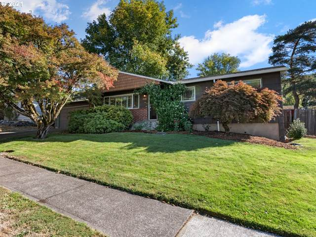 13128 SW 62ND Ave, Portland, OR 97219 (MLS #21024041) :: The Pacific Group