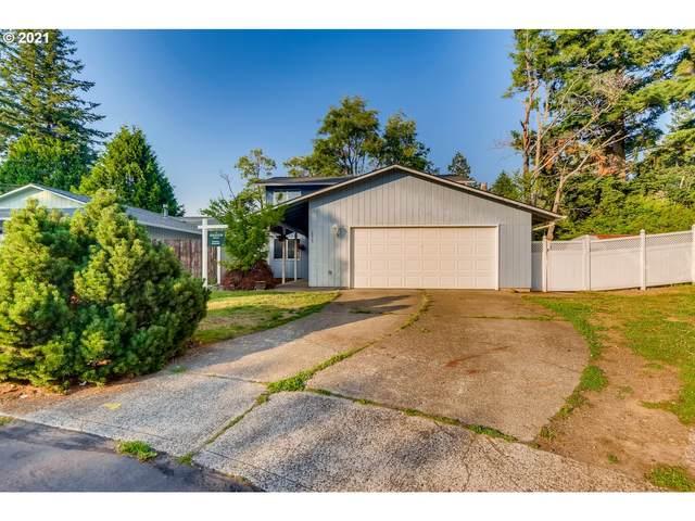 3015 SW 15TH Ct, Gresham, OR 97080 (MLS #21024186) :: Brantley Christianson Real Estate
