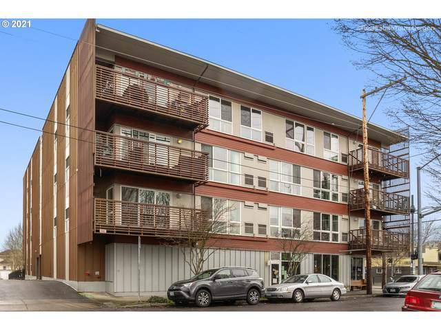 3970 N Interstate Ave #209, Portland, OR 97227 (MLS #21024305) :: Cano Real Estate