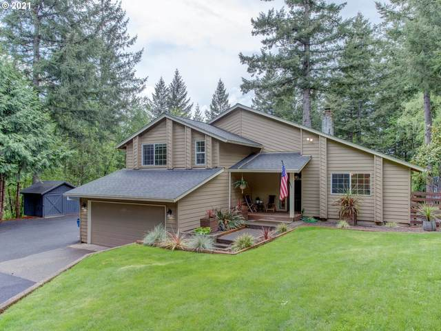 22500 NE 251ST Ave, Battle Ground, WA 98604 (MLS #21024404) :: The Haas Real Estate Team