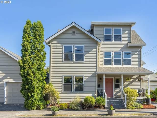 867 NE Roselawn St, Portland, OR 97211 (MLS #21024520) :: Duncan Real Estate Group