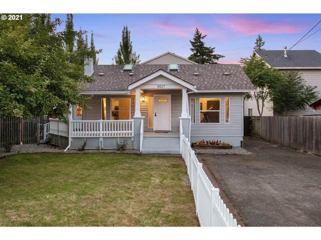 8827 SE Ellis St, Portland, OR 97266 (MLS #21024674) :: Tim Shannon Realty, Inc.
