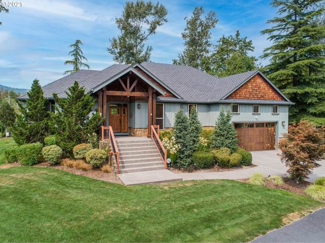 2900 NW 424TH St, Woodland, WA 98674 (MLS #21024996) :: Holdhusen Real Estate Group