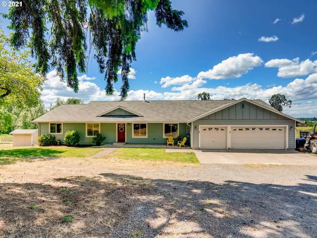 32055 S Ona Way, Molalla, OR 97038 (MLS #21025108) :: Lux Properties