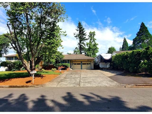 5288 SE El Centro Way, Milwaukie, OR 97267 (MLS #21025151) :: Fox Real Estate Group