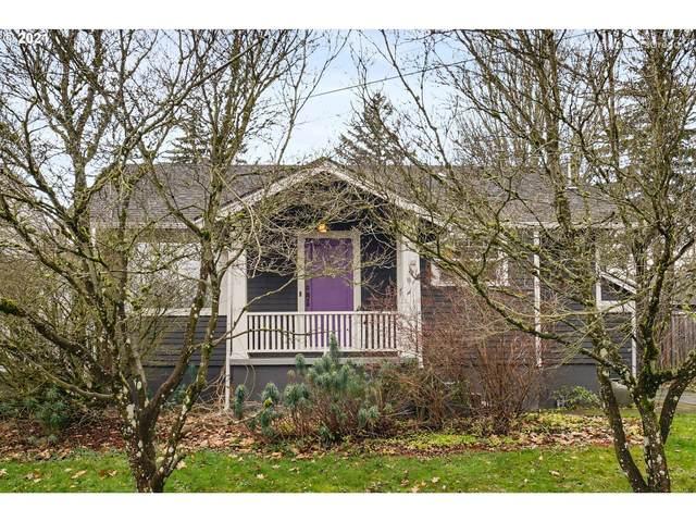 8825 SE 16TH Pl, Portland, OR 97202 (MLS #21025394) :: Premiere Property Group LLC