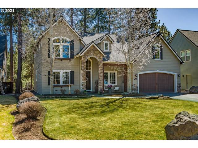 1041 E Timber Pine Dr, Sisters, OR 97759 (MLS #21025882) :: Brantley Christianson Real Estate