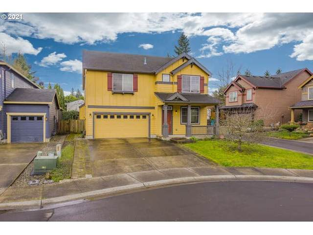 5609 NE 66TH Cir, Vancouver, WA 98661 (MLS #21025919) :: Premiere Property Group LLC