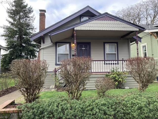 1637 SE 49TH Ave SE, Portland, OR 97215 (MLS #21025993) :: Next Home Realty Connection
